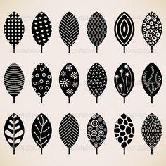 leaves/trees