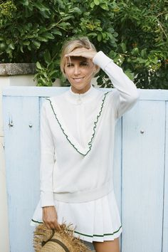 Tory Burch's Perfect Day At her weekend home in the Hamptons, the designer embraces her sporty side.