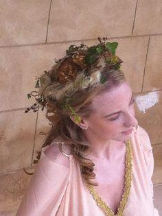 Theme Greek Hairstyles, Crown, Hair Styles, Beauty, Fashion, Hair Plait Styles, Moda, Corona, Fashion Styles