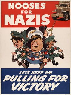 Your source for images of World War II propaganda posters, from various countries, including...