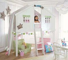 Bunk Beds, Bunk Beds For Kids & Kids Bunk Beds | Pottery Barn Kids