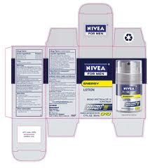 nivea package -
