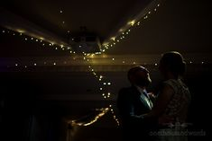 Bride and groom first dance photograph under led fairy lights at Bournemouth Hotel Wedding First Dance, Wedding Car, Wedding Suits, Our Wedding, Wedding Photos, Hotel Wedding Venues, Led Fairy Lights, Bournemouth, Party Entertainment