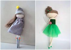 Modelos de muñecas bonitas de tela (5)