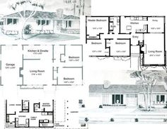 7 free floor plans for small houses free small house plans for remodeling or - House Plans Free