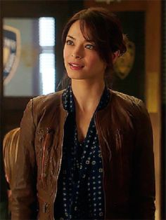 Beauty And The Beast Brown Jacket Worn By Catherine Chandler