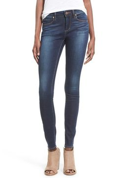 Articles of Society 'Mya' Skinny Jeans (Tahoe) from Nordstrom / bought! so soft and flattering.