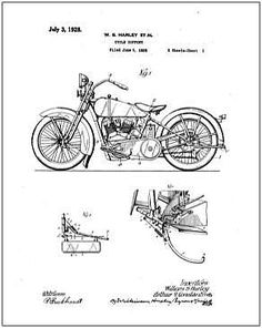 A E B Bb E B C Df on Knucklehead Engine Drawings
