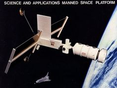 Science and application manned space platform