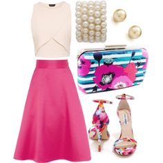 Love by jaimevd on Polyvore featuring CORO, What Goes Around Comes Around and Steve Madden