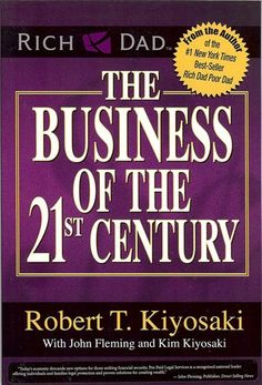 Business of the Century - The 8 Wealth-Building Assets of Network Marketing Robert Kiyosaki believes in the power of network marketing! In his new book, he explains why this is the best time to start your own business and secure your financial future! Robert T Kiyosaki, Leadership, Entrepreneur Books, Rich Dad Poor Dad, Life Changing Books, Personal Development Books, Computer Security, Business School, Book Lists