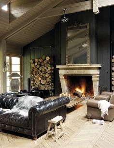 Modern Country Style: Pinning It Forward With Pinterest: Modern Country Style  Click through for details.