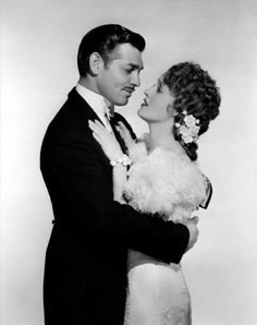 "Clark Gable and Jeanette MacDonald ""San Francisco"""