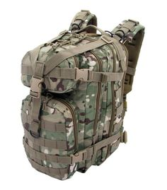 CAMO Gear ruksak Assault 25L - Higure