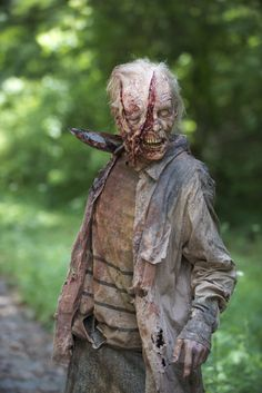 Walker – The Walking Dead _ sexta temporada, Episode 3 – Photo Credit: Gene Page/AMC
