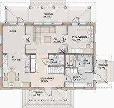 Kreivi-talo: Kaarle 165 -muokkaus