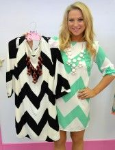 Twice the Fun Dress - Southern Jewlz Online Store