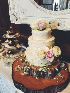 Vegan wedding cake  thenourishingbaker@gmail.com to order