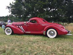 1933 Duesenberg Speedster custom