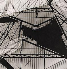 1949 | Geraldo de Barros Série Fotoforma fotografia [superposição de imagens no negativo], 7/15 30.20 x 39.90 cm