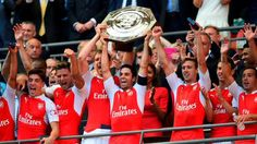 Arteta has been retained to lift the trophies