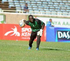 Harambee Stars GK Okello David   by shengol