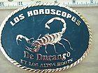 Los Altos Boots belt buckle