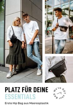 Urban Apparel, Sustainable Clothing, Sustainable Fashion, American Casual, Black Suit Men, Swag Outfits For Girls, Fashion Articles, Hip Bag, Ethical Clothing