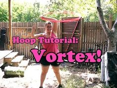 Hoop Tutorial - Into The Vortex!