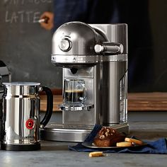 KitchenAid Nespresso #williamssonoma