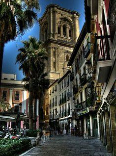 Torre de la Catedral de Granada.