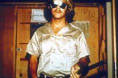 33 Prison guard, John Wayne