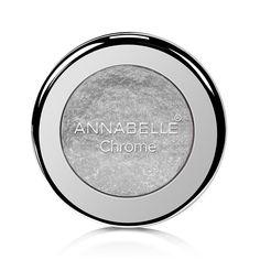 Chrome Single Eyeshadow - Silver