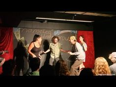 "Improv Game Dark Musicial from ""nameless!"" underground, Lucy Comedy Fest 2016.  #JamestownNY #JTNY #buffaloNY #eriePA #chautauqua #wny #chq #comedy #improv #musical #fun #funny #lucycomedyfest  #humor #culture #events"