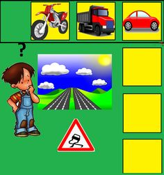 Preschool Themes, Activities For Kids, Road Transport, Teaching Kids, Transportation, Educational Activities, Geography, Drawings, Preschool