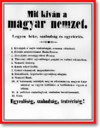 What Does the Hungarian Nation Want? The twelve demands of the 1848 Hungarian Revolution. Hungary, Coloring Books, Letters, Education, History, School, March, Festivals, Google