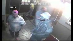 Detectives from the Metropolitan Police Department's Homicide Branch are investigating a homicide. Investigators seek the public's assistance in identifying and locating two persons of interest in a Homicide which occurred on Saturday, May 8, 2016 at approximately 2:50 AM, in the 900 block of 8th Street, SE. The subjects were captured by the establishment's surveillance cameras.