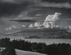 Ansel Adams Photographs of National Parks