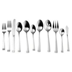 Faberware Coriander Mirror 90-Piece Flatware Set, Service for 16.Opens in a new window