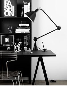 Table light #workspace study room desk furniture,  home office,  cabinets,  lighting,  work at home