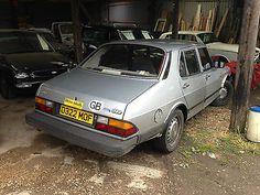 Saab 900 1987 Carbed Manual ,no Motor Tax Clutch Pedal Arm Has Fallen Off Runs  - http://classiccarsunder1000.com/?p=79538