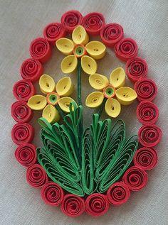 Dekorácie - Veľkonočné vajíčko - žltý narcis - 6421450_
