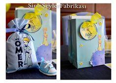Petit prince themed lavender bag