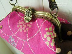 Annalise Metal Clutch Bag