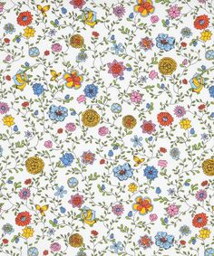 Liberty of London's new collection of tana lawns.  This one based on a student's drawing.http://cdntrueup.s3.amazonaws.com/wp-content/uploads/2013/01/ss13libe1040020a.jpg