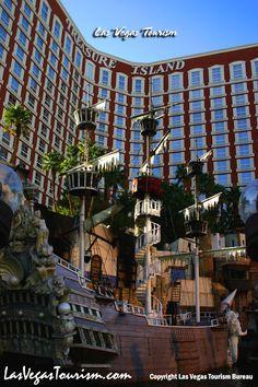 Treasure island las vegas, hotel and casino, hotel reservations, official site Las Vegas Trip, Las Vegas Nevada, Treasure Island Hotel, Honeymoon Hotels, San Francisco, Island Resort, Night Life, Places To Travel, Tourism