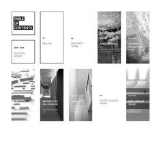 from Andrea Cogo Graduate Architecture Portfolio Portfolio Design Layouts, Architecture Portfolio Layout, Portfolio Resume, Portfolio Examples, Portfolio Book, Design Portfolios, Graphisches Design, Urban Design, Layout Design