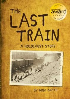 The last train : a Holocaust story / by Rona Arato. 940.53 ARA  Tells the story of five-year-old Paul Auslander who survived the Nazi concentration camps and was rescued from a death train by American soldiers. Recounts how in 2008 Paul is reunited with the soldiers that saved his life due to the efforts of a high school teacher in New York. Includes black-and-white photographs.
