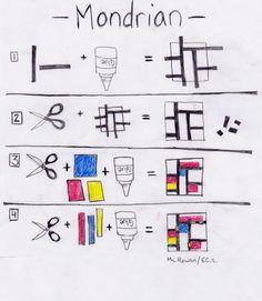 Mondrian -