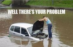 Well There's your Problem funny memes meme lol humor omg funny pictures wtf fails funny images Funny Shit, Funny Car Memes, Car Humor, Haha Funny, Funny Cute, Funny Stuff, Memes Humor, Car Jokes, Tech Humor